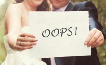 Snobka bierze ślub: 10 największych błędów w planowaniu ślubu