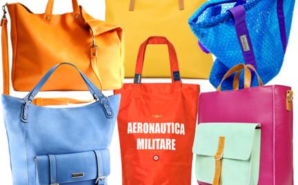 Kupujemy: torbę na lato