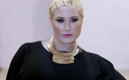 Hayley Hasselhoff zadebiutowała jako modelka plus size
