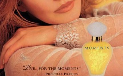Zamienniki kosmetyczne: zapachy jak Moments Priscilla Presley