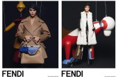 Kendall Jenner w kampanii Fendi. Rozczarowanie sezonu