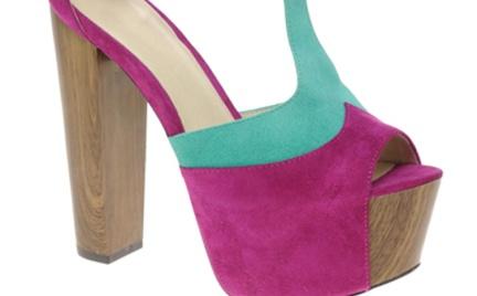 Sandały na platformie Asos