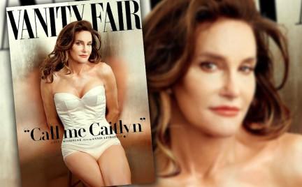 Pierwsza sesja Caitlyn Jenner