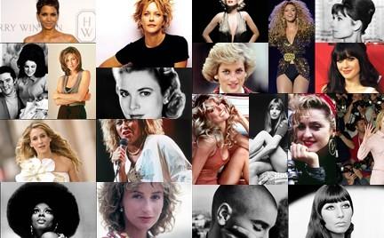 Najbardziej pamiętne fryzury celebrytek