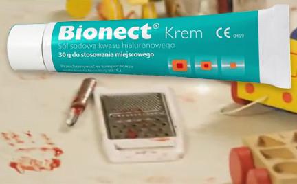 Kosmetyk tygodnia: krem przyspieszający gojenie Bionect