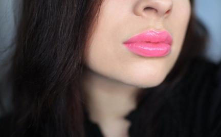 Makijaż 258 neonowe usta