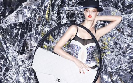 Obiekt pożądania: torebka w kształcie hula hoop od Chanel