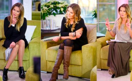 Która najlepsza 4 stylizacje Hanny Lis