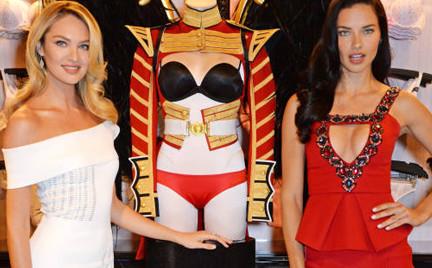 Aniołki Victoria s Secret opuszczają Nowy Jork