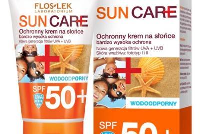 Laboratorium Floslek Sun Care - bezpiecznie w pełnym słońcu