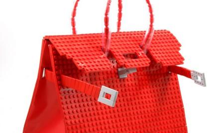 Birkin z klocków Lego