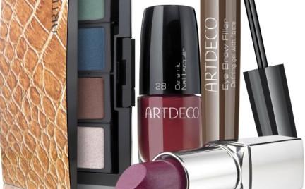 Jesienne kolekcje makijaży: ArtDeco - Wild at Heart