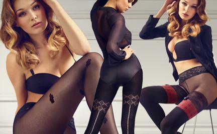 Patrizia Gucci zaprojektowała rajstopy dla Marilyn