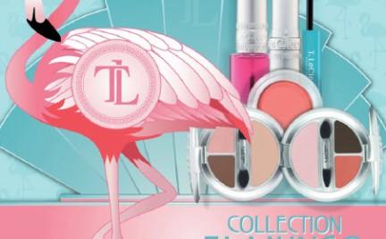 Linia tygodnia: Flamingo czyli wiosenny makijaż od T. LeClerc