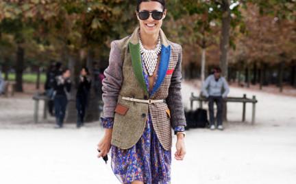 Trudny trend: letnie ubrania nosimy jesienią