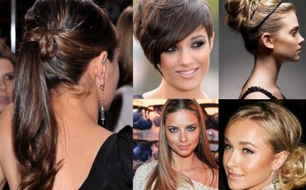Jak samodzielnie wykonać kilka prostych fryzur Studniówkowe inspiracje