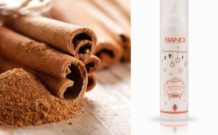 Kosmetyk tygodnia: świąteczny krem cynamonowy Bandi