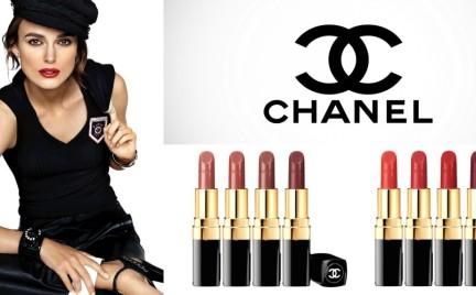 Kosmetyk tygodnia: pomadki Rouge Coco Chanel