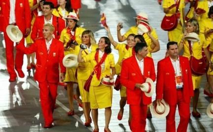 Kto ubiera Olimpijczyków
