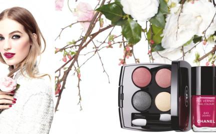 Powiew wiosny w makijażu. Chanel R verie Parisienne na wiosnę 2015