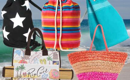 Kupujemy: torbę plażową