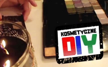 Zrób to sama Kosmetyczne DIY: własna paleta cieni do powiek