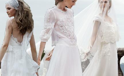 Kolekcja sukien ślubnych Alberta Ferretii