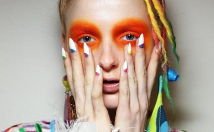 Najciekawsze makijaże z Tygodnia Mody w Australii
