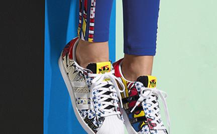 Rita Ora zaprojektowała kolekcję dla Adidas Originals