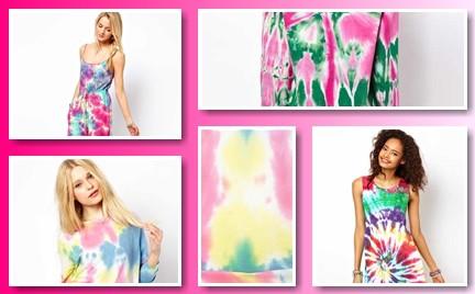 Trend sezonu: farbowane ubrania