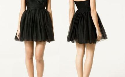 Z czym to nosić: sukienka Zara