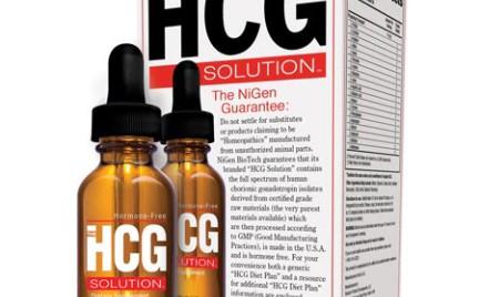 Dieta hCG. Przerażająca