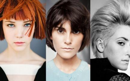 Style Book najmodniejsze fryzury z włosów krótkich