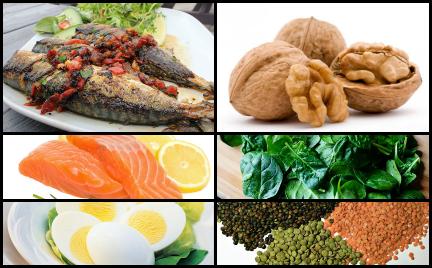 10 produktów spożywczych dla zdrowych włosów