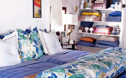 Letnia sielanka w sypialni Zary