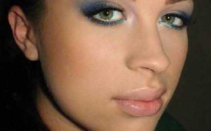 Makijaż 220 - dla brązowookiej