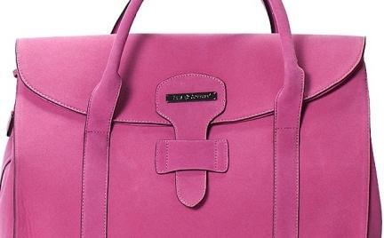 W mocnym kolorze: torebka Friis Company