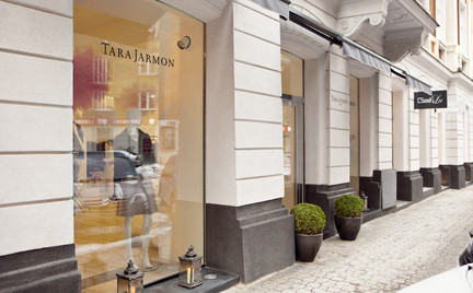 Warto odwiedzić: butik Tara Jarmon