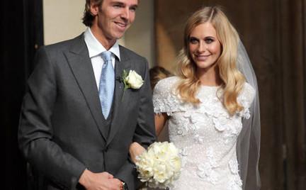 Poppy Delevingne wyszła za mąż. Ubrana w Chanel
