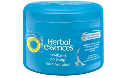 Nowe produkty do pielęgnacji włosów Herbal Essences