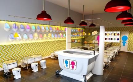 Snobka w mieście: restauracje toaletowe