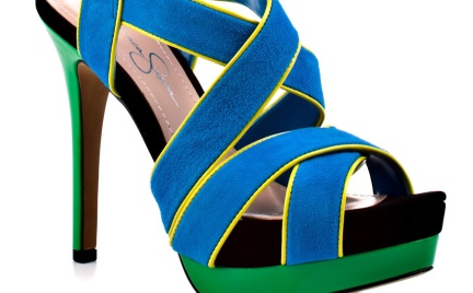 Sandały na platformie Jessica Simpson