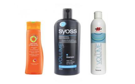 Na każdą kieszeń: szampony powiększające objętość włosów