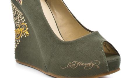 Jak Ci się podobają: tatuażowe buty Ed Hardy