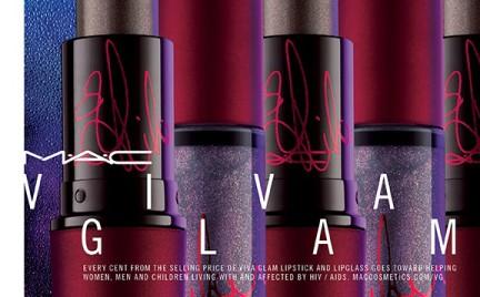 Rihanna po raz kolejny dla MAC Viva Glam