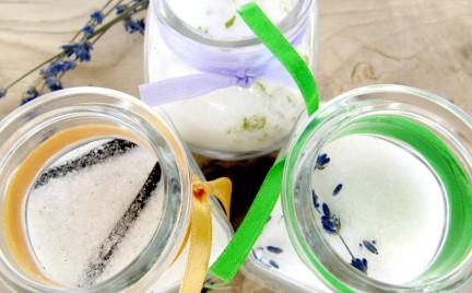 DIY: 3 aromatyczne cukry
