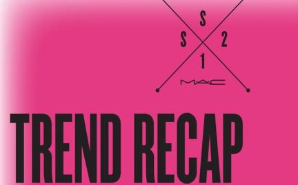 Przegląd trendów w makijażu MAC wiosna-lato 2012