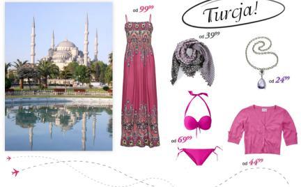 Modowe inspiracje podróże do ciepłych krajów