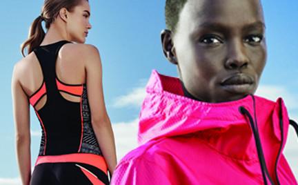 Sportowa kolekcja Oysho na wiosnę-lato 2015