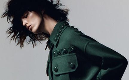 9 znanych modelek w kampanii Marc Jacobs